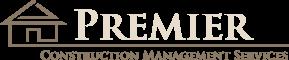 premier cms home builders logo